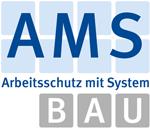 AMS Arbeitsschutz mit System Logo
