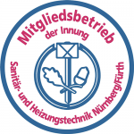 Mitglied der Innung Sanitär- und Heizungstechnik Nürnberg / Fürth